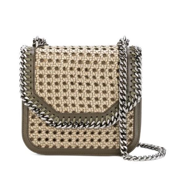 NWT Stella McCartney Falabella Box Bag 1f8bfdf8f0ab7